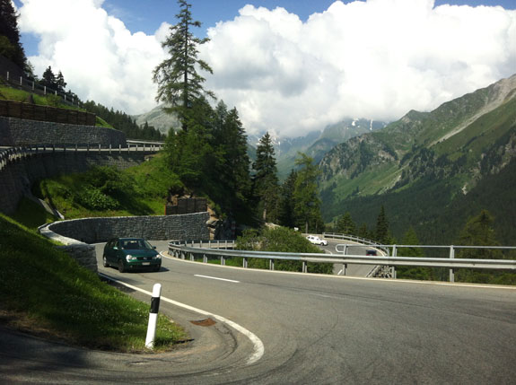 """""""Views on the drive back down to Varese."""""""