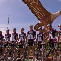 Baku Cycling Project: 16 riders for 2014