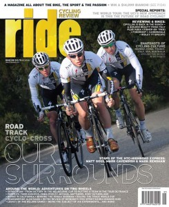 RIDE #51 (January 2011) - Goss, Cavendish and Renshaw... at HTC-Highroad.