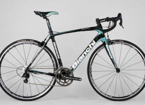 RIDE #62 Bike Review – Bianchi Infinito CV