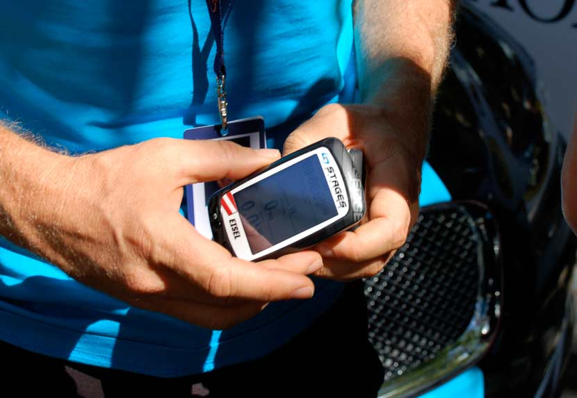Kerrison and the Sky team will be using Stages power meters in 2014.