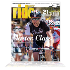 RIDE Cycling Review Issue 63 - Vol 1 2014