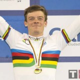 Alex Edmondson: pursuit world champion