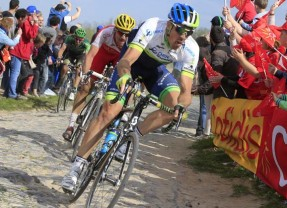 "Hayman on Roubaix: ""Arenberg, it's super rough but…"""