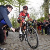 Allan Peiper on BMC at Paris-Roubaix
