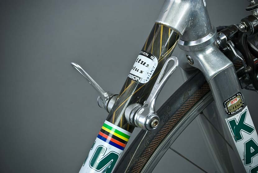 Simplex Retrofriction shifters are still highly regarded as the ultimate combination of form and function in a pre-index shifter. There was a Mavic lever — called the Manette — but the other French manufacturer was usually called upon to handle shifting duties.