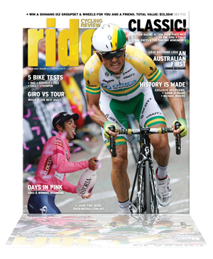 RIDE Cycling Review Issue 64