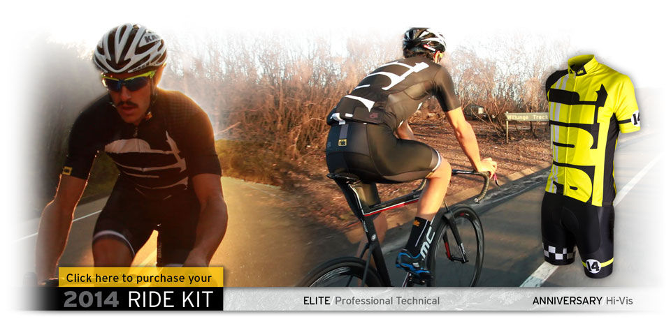 Get RIDE Cycling Review Kit