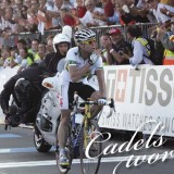 Cadel Evans flashback: one day in Mendrisio…