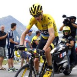 Froome's explanation of the 'head dip'