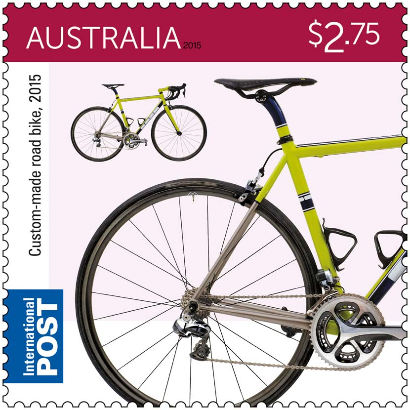 $2.75-Bicycles-stamp-issue_Custom-made-road-bike-2015_2015