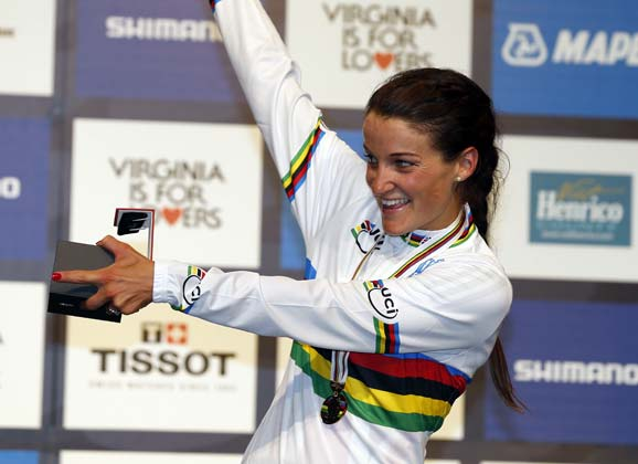 Lizzie Armitstead: all set for an exciting season