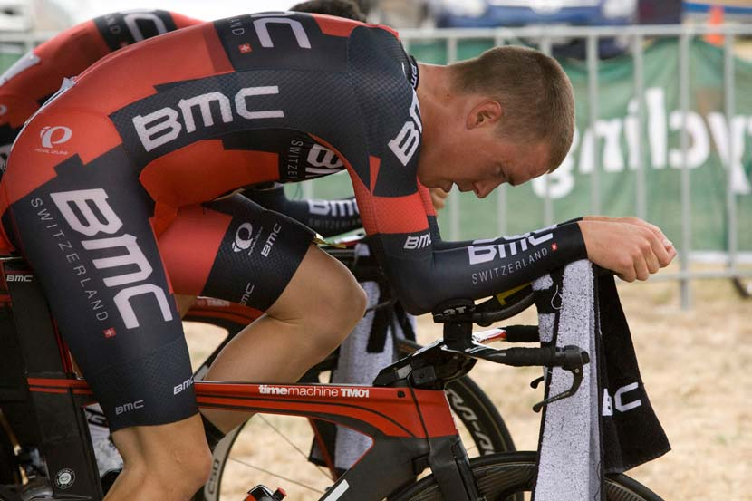 Bmc racing s marco pinotti on rohan and richie ride media for Richie porte and bmc