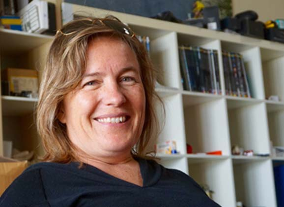 Kristy Scrymgeour: the business of cycling