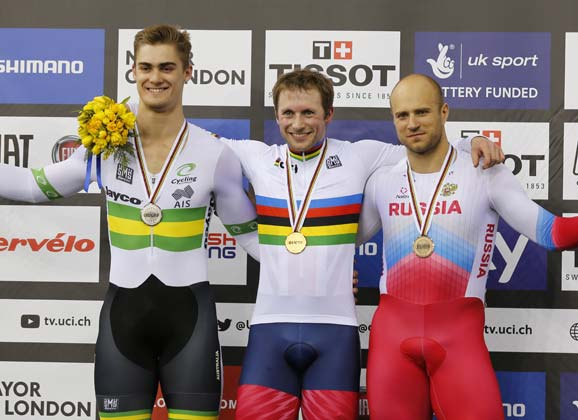 Track worlds: day 4 wrap-up – Kenny the Sprint King