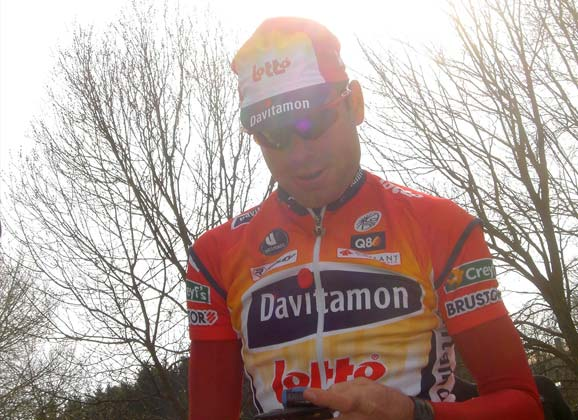 Flashback: reconnaissance for Liege 10 years ago