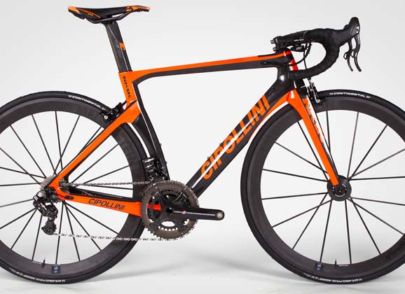 Bike test 02: RIDE 72 – Cipollini NK1K