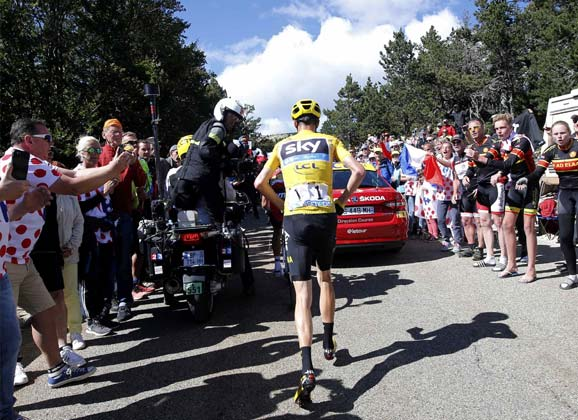 How to watch a bike race: advice for spectators