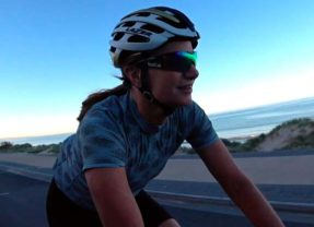 Talking Cycling – with Tracey Gaudry