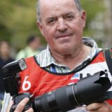 Graham Watson: retired after 38 years in the peloton