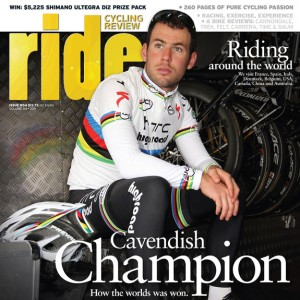 This profile on Lachlan Morton was in RIDE #54 - published in November 2011.