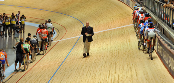 Taking sides... the governance of the UCI has been a divisive topic in recent months but the new administration has promised a significant review of numerous elements of the cycling's governance. Photo: Jeff Crow