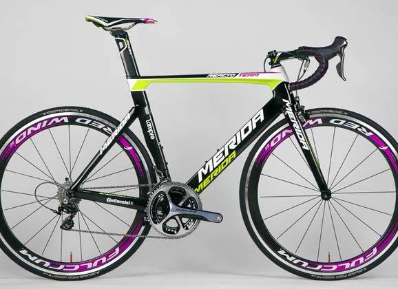 RIDE #63 Bike Review – Merida Reacto Team