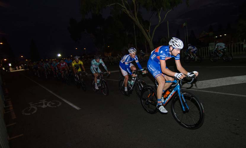 Opening night of the NRS in 2014...  Photo: Julia Kalotas