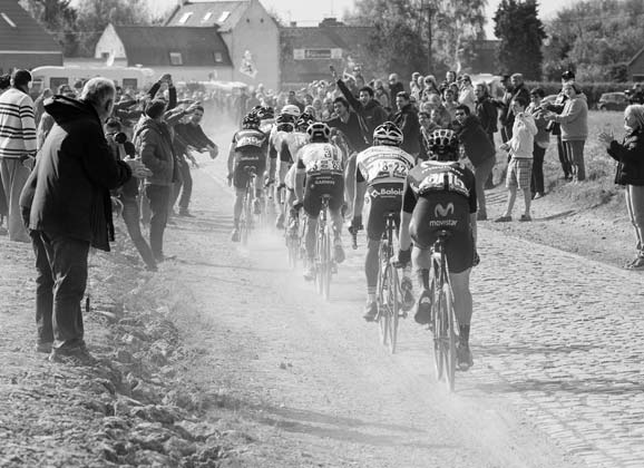 Roubaix: painful and difficult