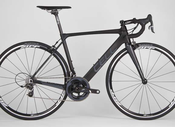 RIDE #64 Bike Review – Cell Omeo 1.5