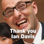 Ian Davis: raising awareness of MND