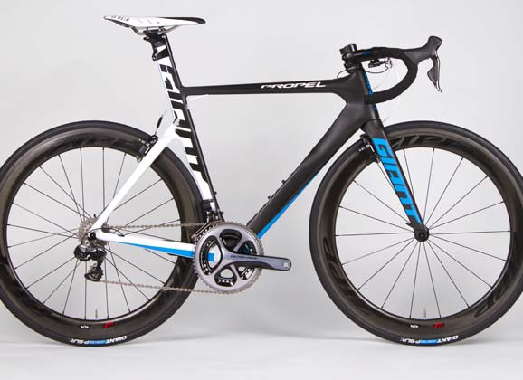 RIDE #66 Bike Review 03 – Giant Propel ADV SL-0