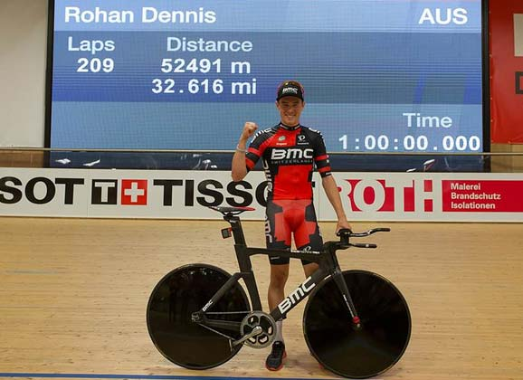 "Rohan Dennis on The Hour: ""It's a big step forward for me…"""