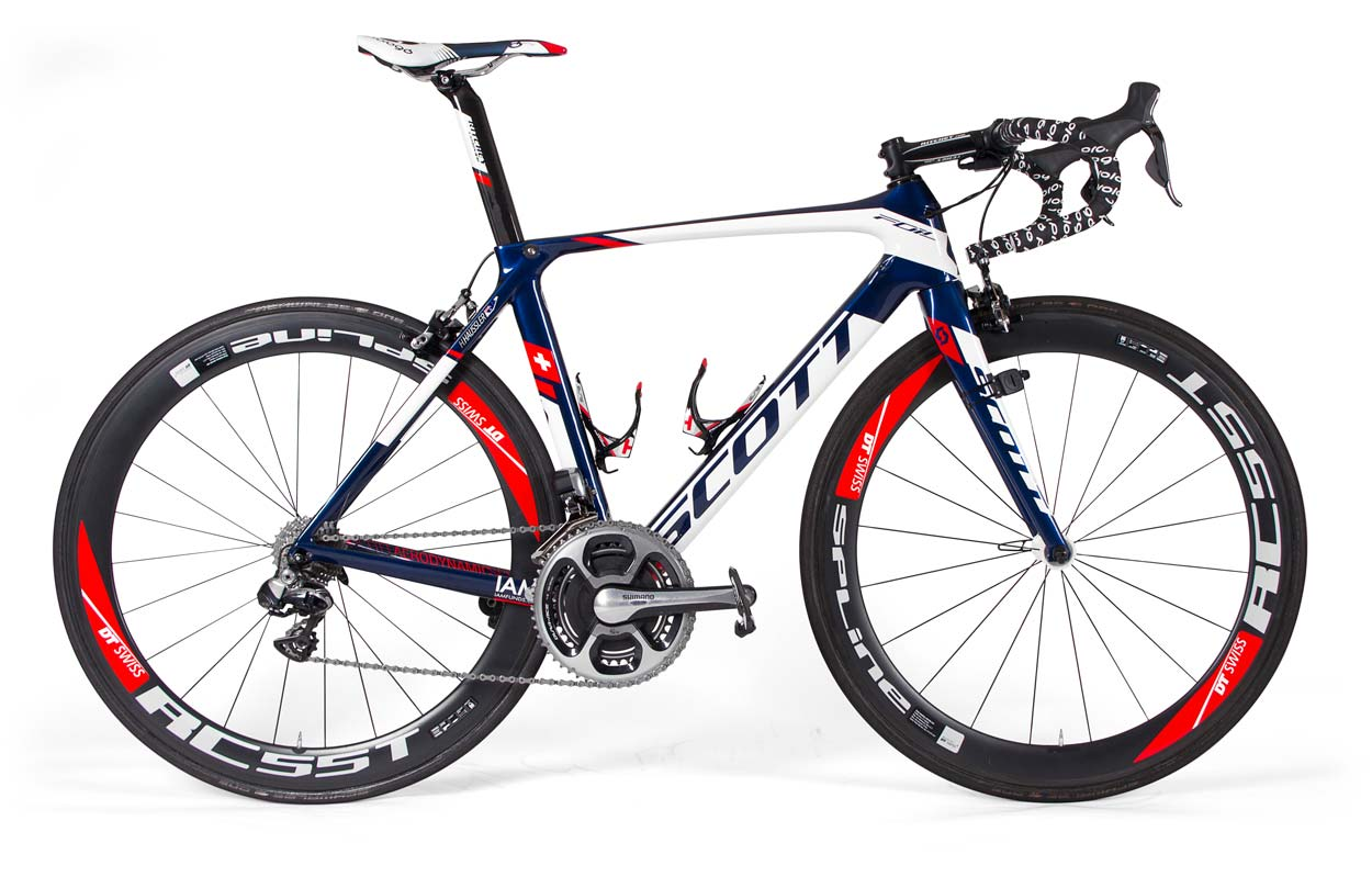 Team Bike Gallery Scott Of Iam Cycling Ride Media