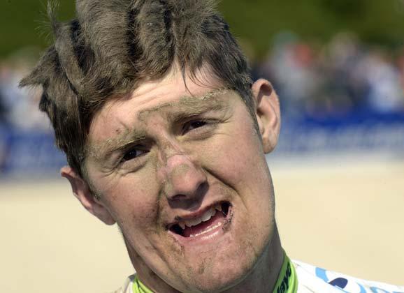 Durbridge on Paris-Roubaix