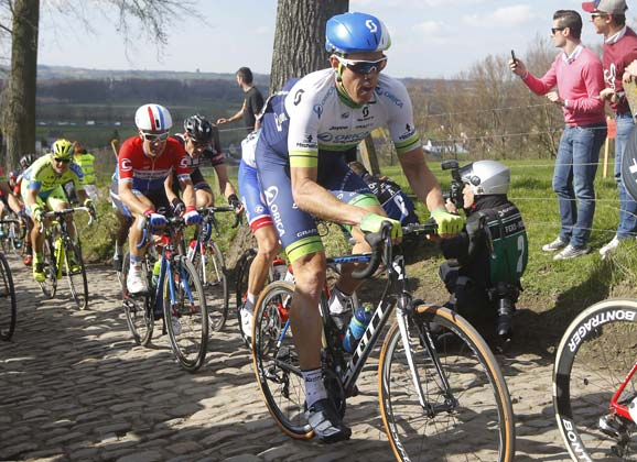 Mathew Hayman: from Flanders to Roubaix