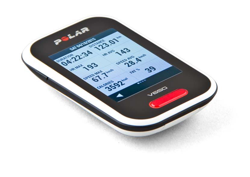 Polar-GPS-Computer