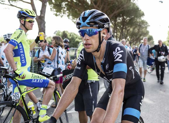 Giro gallery: part 3 – stages 6 and 7