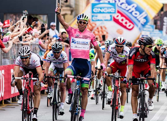 Giro d'Italia gallery: the opening stages