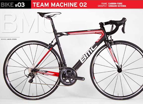 BMC teammachine SLR02 – bike test RIDE 68