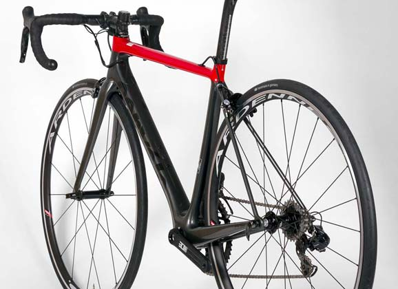 Cervélo R5 – bike test RIDE 68