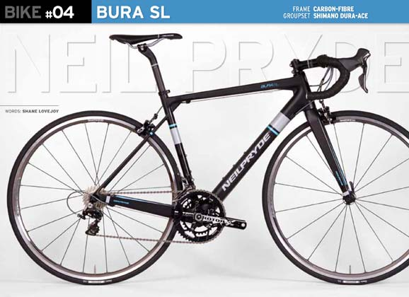 Neil Pryde Bura SL – bike test RIDE 68