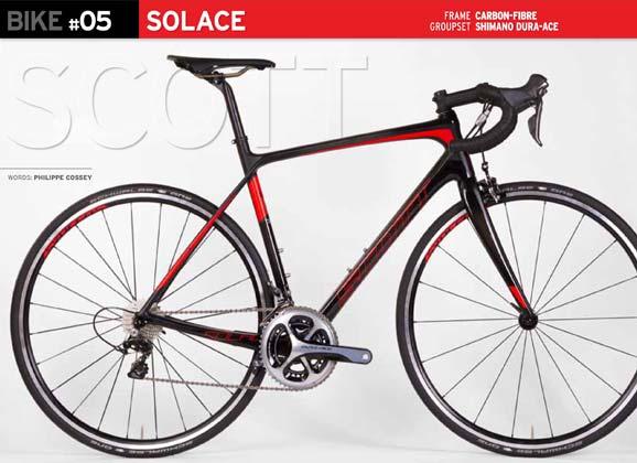Scott Solace 10 – bike test RIDE 68