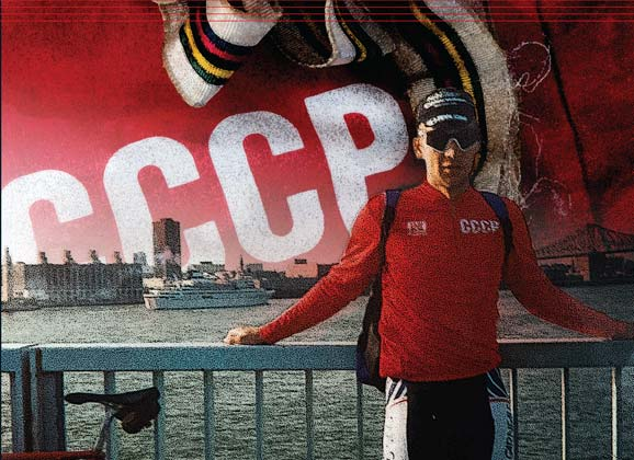 Razouvaev's story so far: Cycling in the USSR