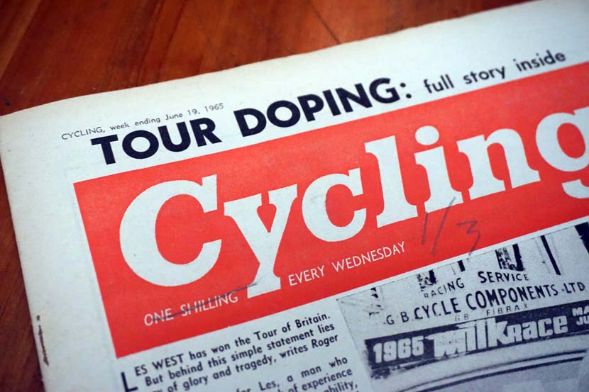 50 years ago: 'Cycling' magazine from 19 June 1965.