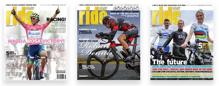 Nikolai Razouvaev s stories are inside these three editions of RIDE ( 66 a3a61a687
