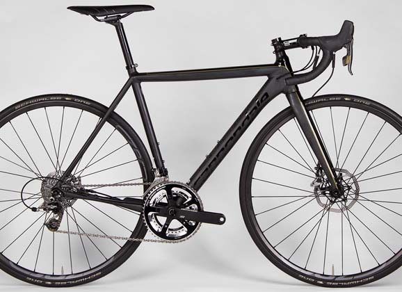 Bike test 04: RIDE 69 – Cannondale CAAD10 Black Inc Disc