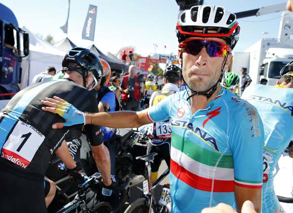 "Nibali: ""The race is a race and it doesn't wait for you"""
