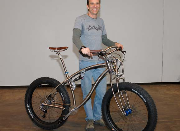 James Bleakley Q&A – building bikes