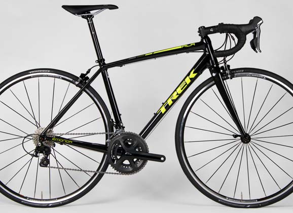 Bike test 05: RIDE 69 – Trek Emonda ALR